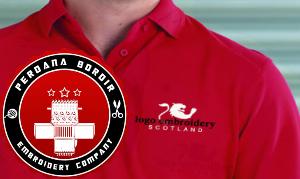 14 Harga Bordir Logo Dan Alasan Menggunakan Seragam Bordiran